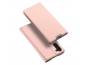 eng pl DUX DUCIS Skin Pro Bookcase type case for Samsung Galaxy Note 10 pink 51622 1
