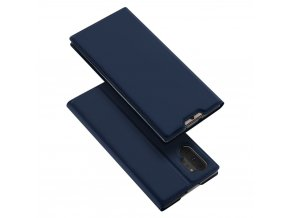 eng pl DUX DUCIS Skin Pro Bookcase type case for Samsung Galaxy Note 10 Plus blue 51624 1
