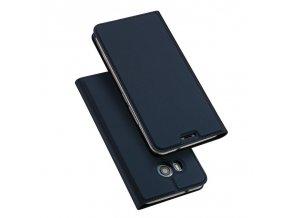 eng pl Dux ducis skin leather HTC U11 Life dark blue 53175 1