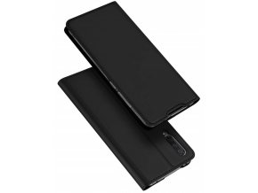 eng pl Dux Ducis skin leather flip case XIAOMI MI A3 black 64004 1