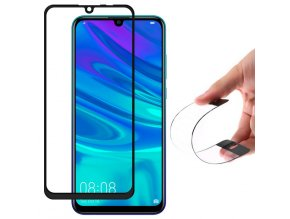 eng pl Wozinsky Full Cover Flexi Nano Glass Hybrid Screen Protector with frame for Huawei P Smart 2019 black 48692 1