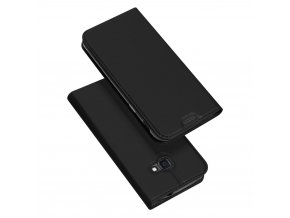 eng pl DUX DUCIS Skin Pro Bookcase type case for Samsung Galaxy Xcover 4s black 51627 1
