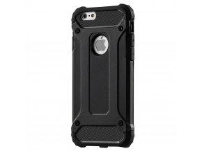 eng pl Hybrid Armor Case Tough Rugged Cover for iPhone 11 black 51886 2