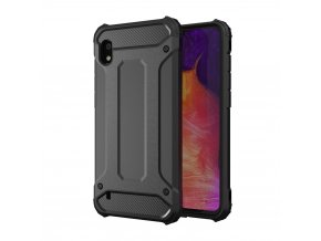 eng pl Hybrid Armor Case Tough Rugged Cover for Samsung Galaxy A10 black 51341 1