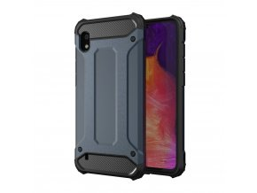 eng pl Hybrid Armor Case Tough Rugged Cover for Samsung Galaxy A10 blue 51342 1