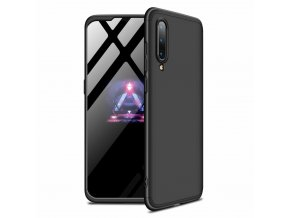 eng pl GKK 360 Protection Case Front and Back Case Full Body Cover Xiaomi Mi CC9e Xiaomi Mi A3 black 52928 1