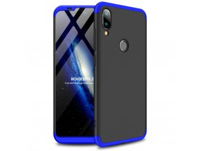 eng pl GKK 360 Protection Case Front and Back Case Full Body Cover Xiaomi Mi Play black blue 47980 1