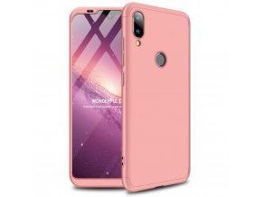 eng pl GKK 360 Protection Case Front and Back Case Full Body Cover Xiaomi Mi Play pink 47981 1