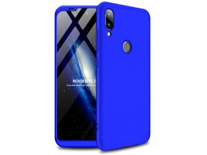 eng pl GKK 360 Protection Case Front and Back Case Full Body Cover Xiaomi Mi Play blue 47978 1