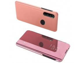 eng pl Clear View Case cover for Xiaomi Redmi Note 8 pink 54143 9