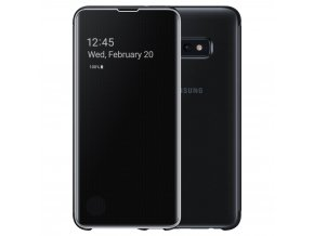 eng pl Samsung Clear View Cover with Intelligent Display for Samsung Galaxy S10e black EF ZG970CBEGWW 47896 1