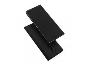 eng pl DUX DUCIS Skin Pro Bookcase type case for Sony Xperia 1 black 48286 1