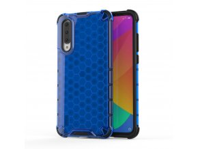 eng pl Honeycomb Case armor cover with TPU Bumper for Xiaomi Mi CC9e Xiaomi Mi A3 blue 53895 1