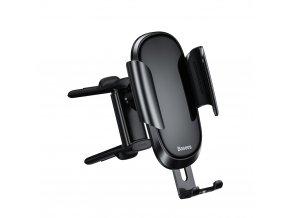 eng pl Baseus Future Gravity Car Mount roung Air Vent Phone Bracket Holder black SUYL BWL01 52906 1