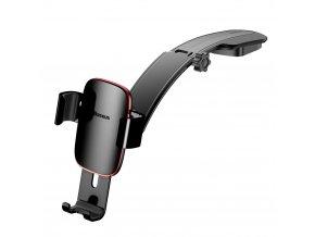 eng pl Baseus Metal Age Gravity Car Mount Phone Holder with Adjustable Arm black SUYL F01 43089 8