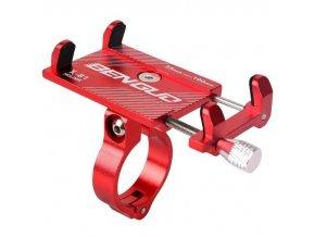 eng pl Benguo X 81 bicycle mount universal aluminum mount red 63970 1