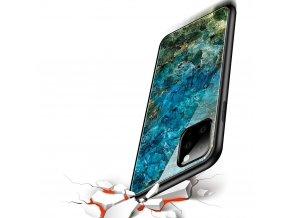 eng pl Glass case Art IPHONE 11 PRO 5 8 emerald 64603 1
