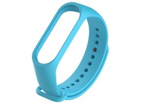 eng pl Replacment band strap for Xiaomi Mi Band 4 Mi Band 3 blue 54218 1