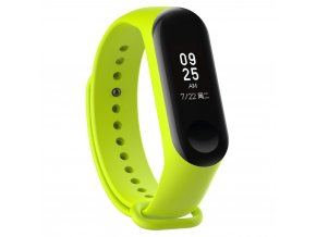eng pl Replacment band strap for Xiaomi Mi Band 4 Mi Band 3 green 54220 4