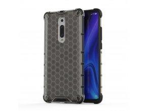 eng pl Honeycomb Case armor cover with TPU Bumper for Xiaomi Mi 9T Xiaomi Mi 9T Pro black 53869 1