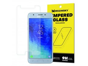 eng pl Wozinsky Tempered Glass 9H Screen Protector for Samsung Galaxy J3 2018 J377 packaging envelope 41490 3