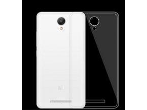 Silikonový kryt na Xiaomi Redmi Note 2  + Doprava zdarma