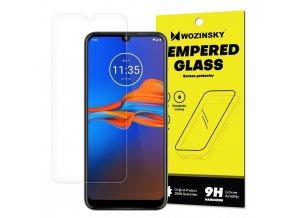 eng pl Tempered Glass 9H Screen Protector for Motorola Moto E6 Plus packaging envelope 55461 1