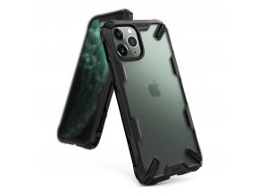 eng pl Ringke Fusion X Matte durable PC Case with TPU Bumper for iPhone 11 Pro black XMAP0002 54741 1