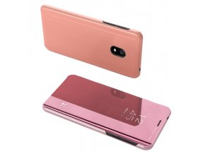 eng pl Clear View Case cover for Xiaomi Redmi 8A pink 54839 1