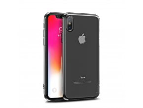 eng pl iPaky Effort TPU cover 9H tempered glass for iPhone XS Max transparent 46859 1