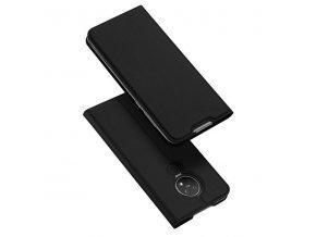 eng pl DUX DUCIS Skin Pro Bookcase type case for Nokia 7 2 Nokia 6 2 black 55139 1