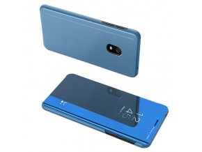 eng pl Clear View Case cover for Xiaomi Redmi 8A blue 54840 1