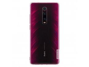 eng pl Nillkin Nature TPU Case Gel Ultra Slim Cover for Xiaomi Mi 9T Pro Mi 9T transparent 51644 1
