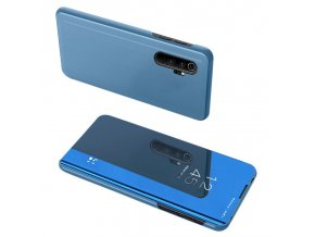 eng pl Clear View Case cover for Xiaomi Mi Note 10 Mi Note 10 Pro Mi CC9 Pro blue 56006 1