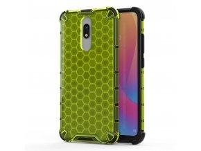 eng pl Honeycomb Case armor cover with TPU Bumper for Xiaomi Redmi 8A Xiaomi Redmi 8 green 55401 1