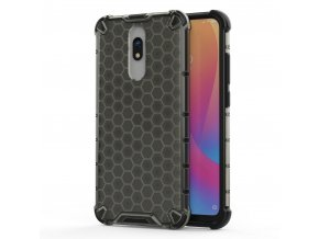 eng pl Honeycomb Case armor cover with TPU Bumper for Xiaomi Redmi 8A Xiaomi Redmi 8 black 55404 1