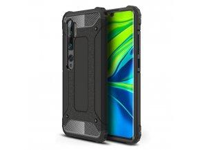 eng pl Hybrid Armor Case Tough Rugged Cover for Xiaomi Mi Note 10 Mi Note 10 Pro Mi CC9 Pro black 55865 1