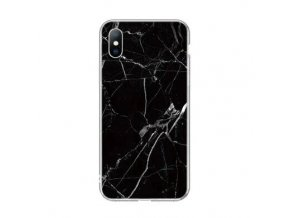 eng pl Wozinsky Marble TPU case cover for Xiaomi Redmi Note 7 black 53511 2