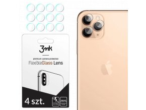 pol pl Szklo na aparat ochrona obiektywu 3MK szklo Flexible Glass Lens IPHONE 11 PRO MAX 65004 1