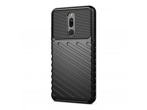 eng pl Thunder Case Flexible Tough Rugged Cover TPU Case for Xiaomi Redmi 8 black 56378 1