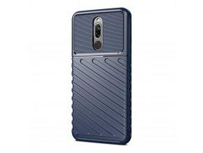 eng pl Thunder Case Flexible Tough Rugged Cover TPU Case for Xiaomi Redmi 8 blue 56379 1
