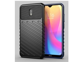 eng pl Thunder Case Flexible Tough Rugged Cover TPU Case for Xiaomi Redmi 8A black 56380 1