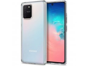 eng pl Spigen Liquid Crystal Galaxy S10 Lite Crystal Clear 57564 1
