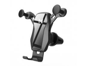 eng pl Wozinsky horizontal vertical Gravity Car Mount Phone Holder for Air Outlet black WCH 04 56774 1