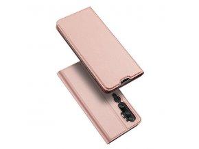 eng pl DUX DUCIS Skin Pro Bookcase type case for Xiaomi Mi Note 10 Mi Note 10 Pro Mi CC9 Pro pink 56444 1
