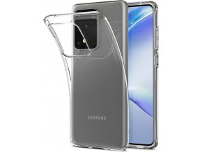 eng pl Spigen Liquid Crystal Galaxy S20 Ultra Crystal Clear 58351 1