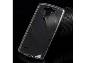 Silikonový kryt na LG G3s (D722)  + Doprava zdarma