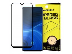 eng pl Wozinsky Tempered Glass Full Glue Super Tough Screen Protector Full Coveraged with Frame Case Friendly for Realme X2 Pro black 56707 1