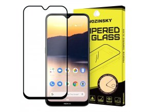 eng pl Wozinsky Tempered Glass Full Glue Super Tough Screen Protector Full Coveraged with Frame Case Friendly for Nokia 2 3 black 56669 1