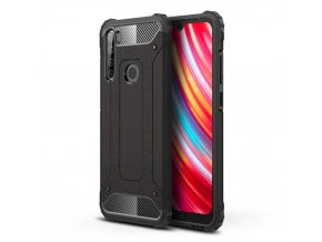 eng pl Hybrid Armor Case Tough Rugged Cover for Xiaomi Redmi Note 8T black 55868 1 (1)